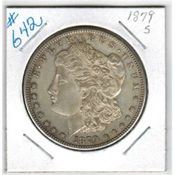 1879S  US MORGAN DOLLAR