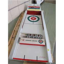 WHITE ROSE BONSPIEL CURLING WITH BOX