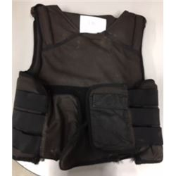 IRISH POLICE LEVEL 4 VEST, DESIGNED TO STOP RIFLES UP TO 308 WINCHESTER