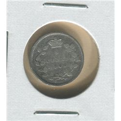 FIVE CENT COIN (CANADA) *1900*