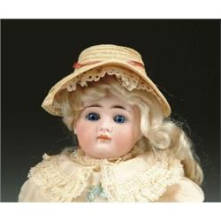 "12"" CLOSED-MOUTH KESTNER POUTY DOLL"