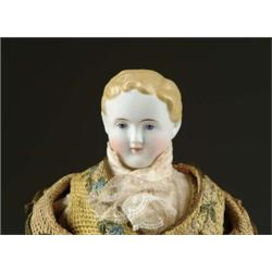 "17"" BLONDE HAIRED PARIAN MAN DOLL"