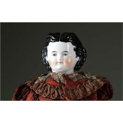 "17 1/2"" ADELINA PATTI CHINA DOLL"