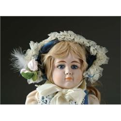 "21"" ARTIST DOLL FROM EDNA HIBEL"
