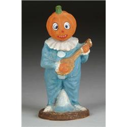PUMPKIN-HEAD CANDY CONTAINER