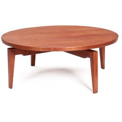 Jens Risom Lazy Susan Coffee Table