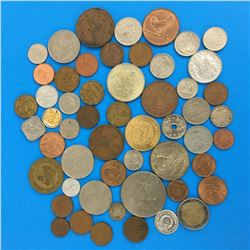 LOT OF VARIOUS COINS
