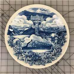 PLATE (HUDSON'S BAY COMPANY JOHNSON BROS)