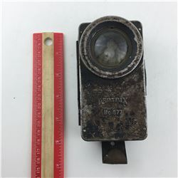 SIGNAL LANTERN FLASHLIGHT (WWII GERMAN PERTRIX)