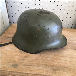 HELMET WITH LINER (WWII SPANISH)
