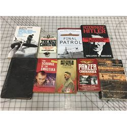 LOT OF BOOKS (WWII RELATED)