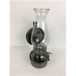 MODERN WALL HANGING' OIL LAMP