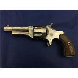 ANTIQUE' C.S. SHATTUCK HATFIELD, MASS. .32 RF POCKET REVOLVER * PAT NOV 4 1879 *