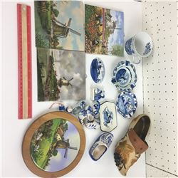MISC LOT * DUTCH, HOLLAND RELATED *
