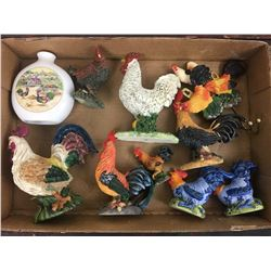 ROOSTER RELATED COLLECTION