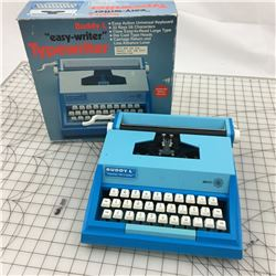 VINTAGE BUDDY L EASY WRITER TYPE WRITER WITH BOX