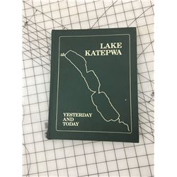LOCAL HISTORY BOOK (YESTERDAY AND TODAY) *LAKE KATEPWA*