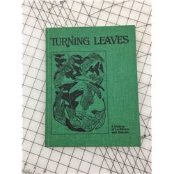 LOCAL HISTORY BOOK (TURNING LEAFS) *LA RIVIÈRE DISTRICT*