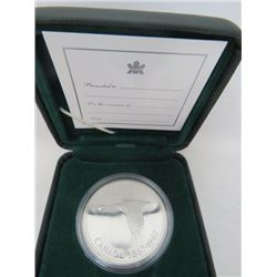 1967 CNDN DOLLAR COIN (SILVER) *COMMEMORATIVE*