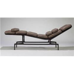Charles and ray eames chaise lounge model no es - Charles et ray eames chaise ...