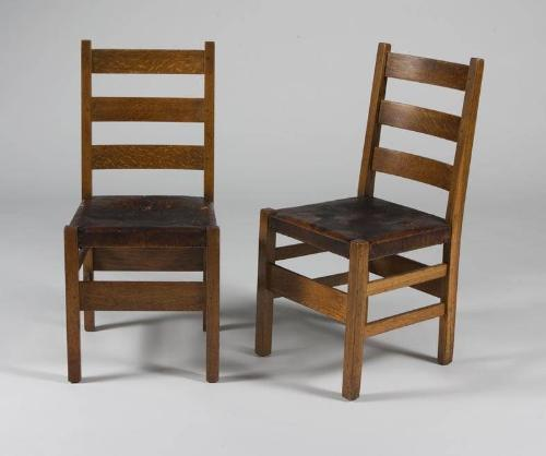 Stickley Dining Room Chairs Gustav Table And 6