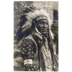 Chief Manitou.