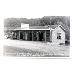 Soco Grocery and Gift Shop -- owned and operated by Indians.