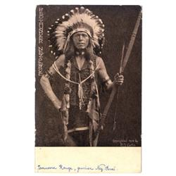 Red Thunder Nez Perce.