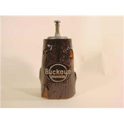 Buckeye Root Beer Syrup Dispenser
