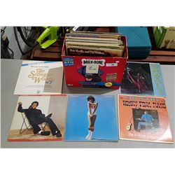 APPROX 38 ASSORTED RECORDS