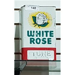 WHITE ROSE 1G OIL CAN
