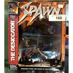 SPAWN THE DESICCATOR MACFARLANE TOYS ACTION FIGURE
