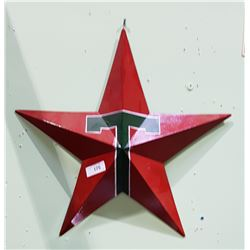 METAL TEXACO STAR