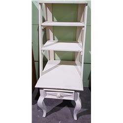 PAINTED FARMHOUSE STAND