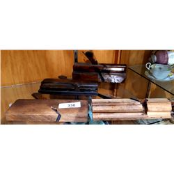 4 ANTIQUE MOULDING PLANES