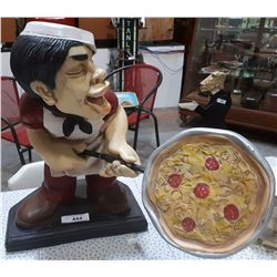 PIZZA CHEF STORE DISPLAY