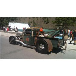 FRIDAY NIGHT 1942 FORD FB TOW TRUCK CUSTOM