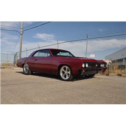 1:00PM SATURDAY FEATURE 1967 CHEVROLET CHEVELLE BIG BLOCK 427 PRO TOURING CUSTOM