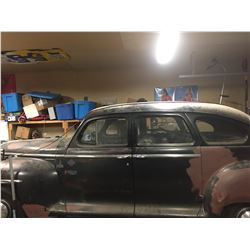 NO RESERVE 1947 DODGE DELUXE