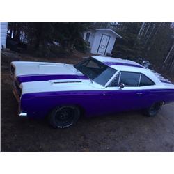 1969 PLYMOUTH ROADRUNNER 440 REAL DEAL RM23 CODE