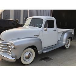 1952 CHEVROLET 3100 PICK UP STUNNING RESTORATION