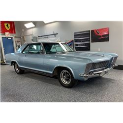 NO RESERVE 1965 BUICK RIVIERA