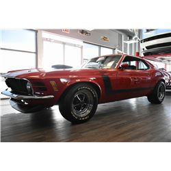 1970 FORD MUSTANG BOSS PRO TOURING CUSTOM
