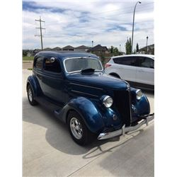 1936 FORD 68 HUMPBACK TWO DOOR COUPE