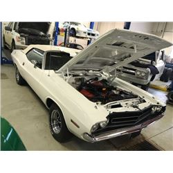 1971 DODGE CHALLENGER CONVERTIBLE 383 MATCHING NUMBERS