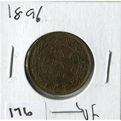 1896 CNDN LARGE PENNY