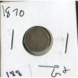 1870 CNDN SMALL NICKEL (SILVER)