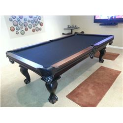 POOL TABLE (TUCSON, ARIZONA) *4 FT X 8 FT* (USED TWICE – MINT CONDITION) INCL. SOME ACCESSORIES