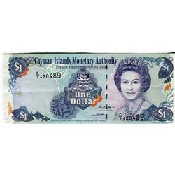 PAPER CURRENCY (CAYMAN) *4.00*