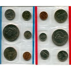 UNITED STATES (1976 ANNIV) 2 SETS (BLUE SEAL, RED SEAL)
